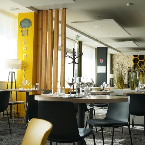 Le Patio Hôtel Restaurant Poitiers