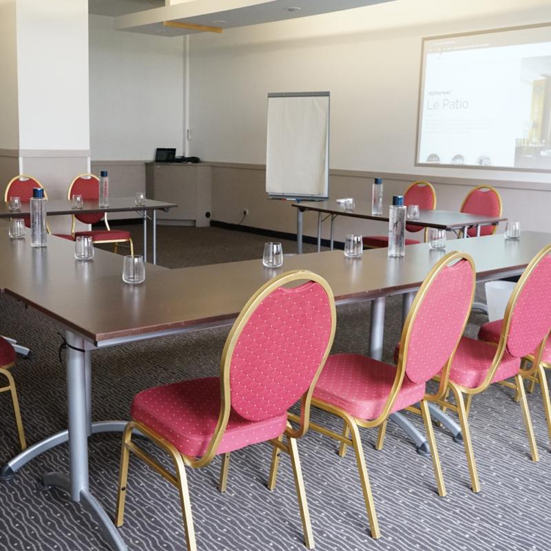 Salle de réunion et de séminaire poitiers Daytona 4