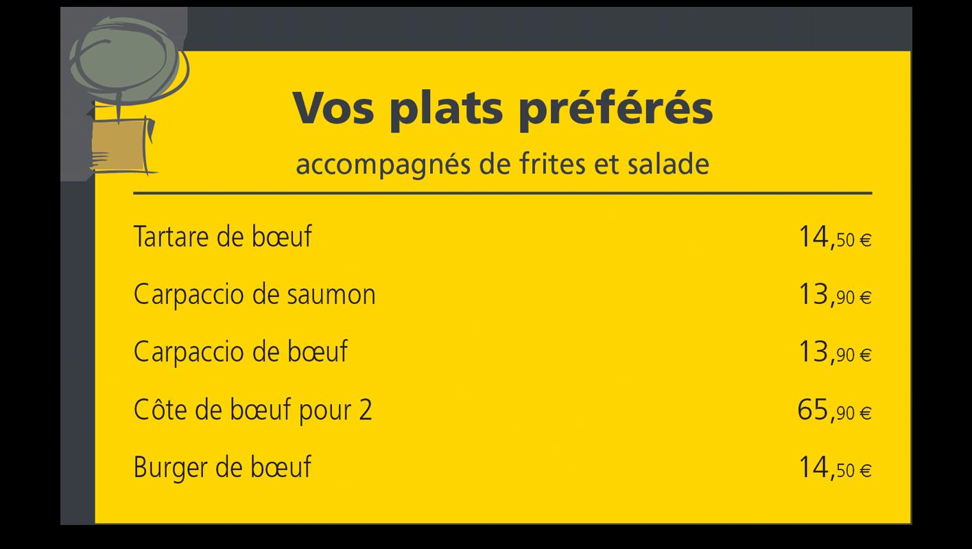 Restaurant zone de la république poitiers